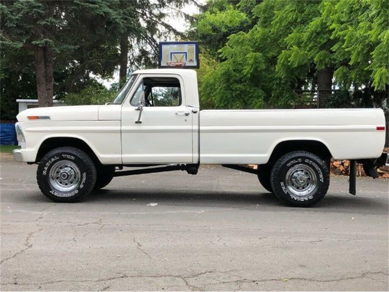 1972 Ford F250 for sale in Cadillac, MI