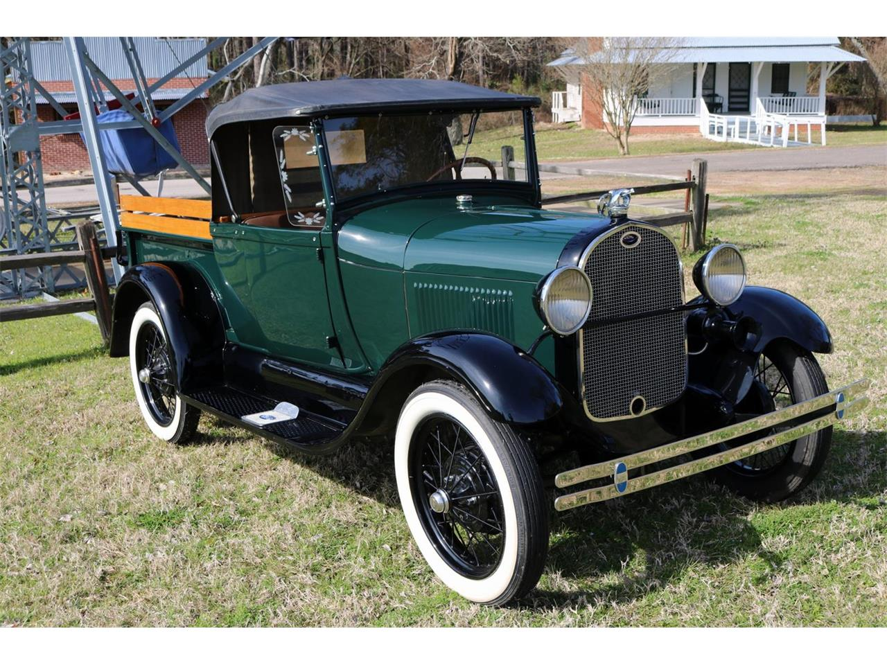 1928 Ford Model A for sale in Conroe, TX