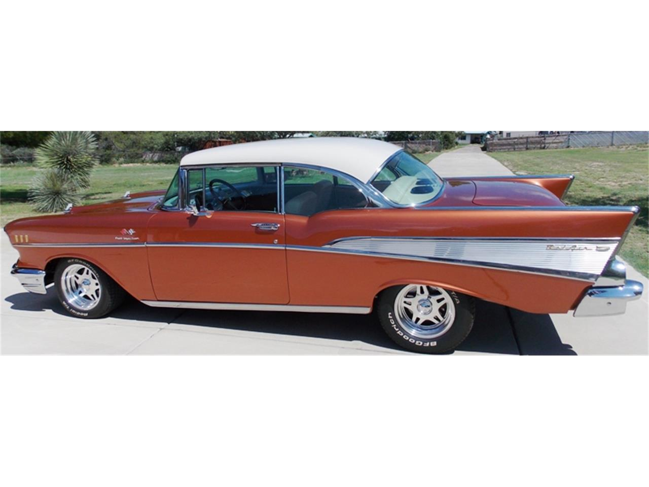 1957 Chevrolet Bel Air for sale in Tucson, AZ – photo 38
