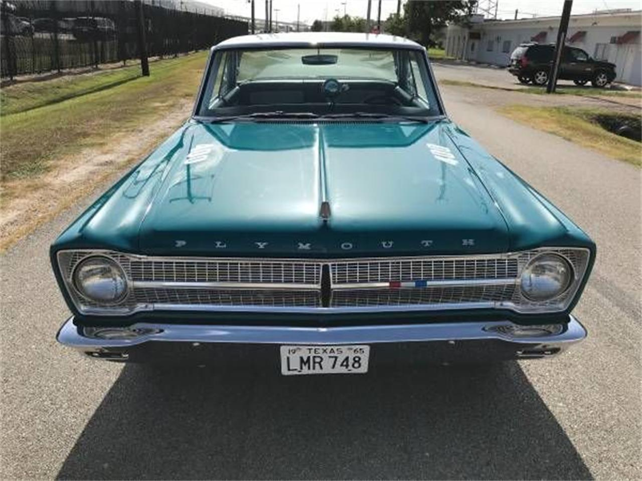 1965 Plymouth Belvedere for sale in Cadillac, MI – photo 3