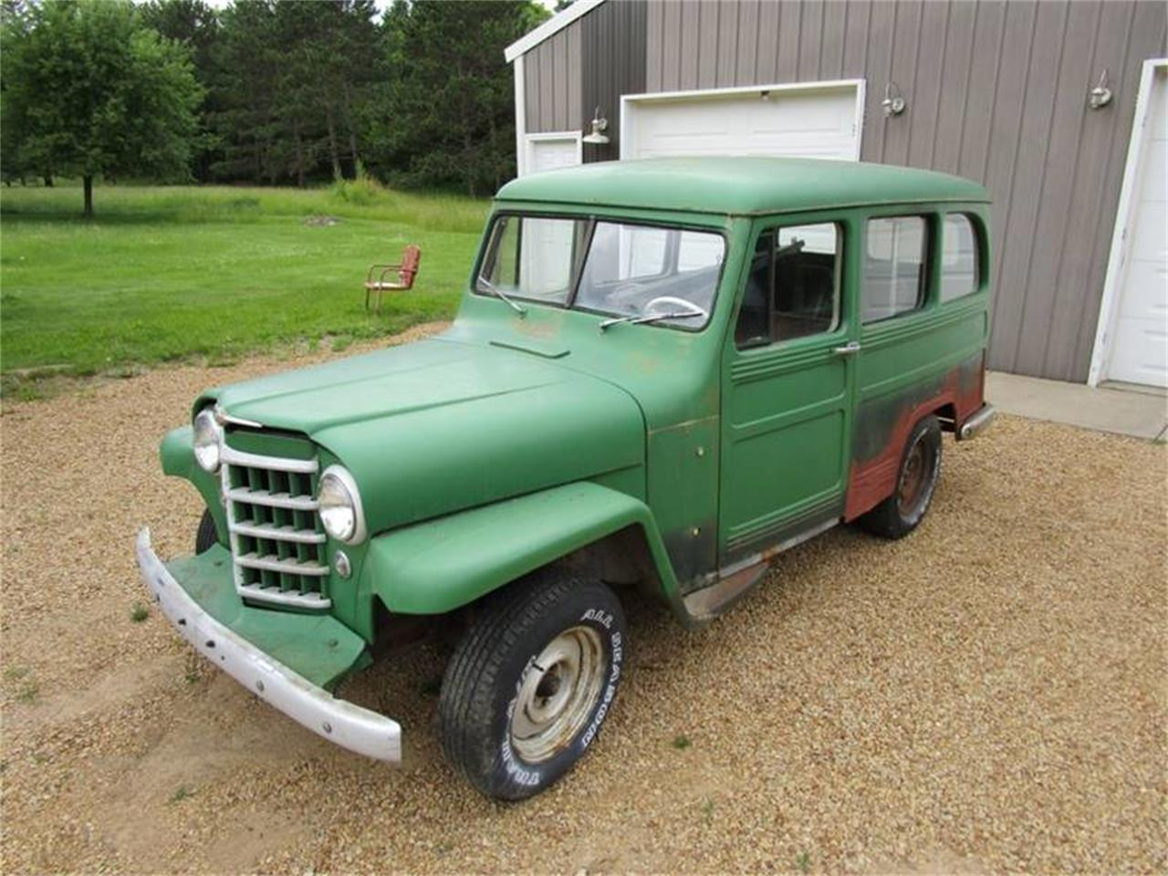 1950 Willys Jeep for sale in Stanley, WI – photo 6