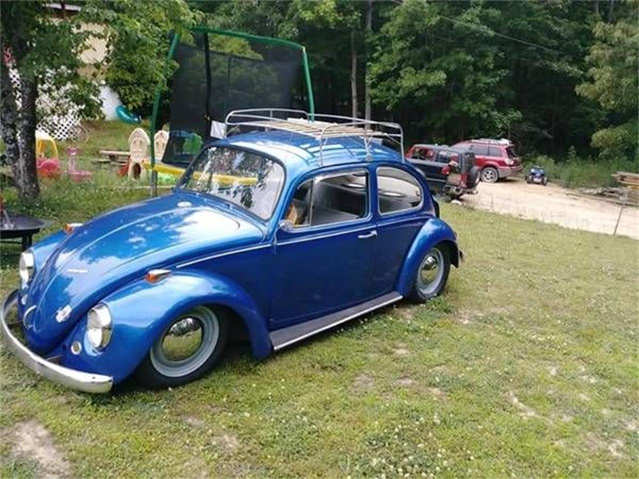 1967 Volkswagen Beetle >> 1967 Volkswagen Beetle For Sale In Cadillac Mi