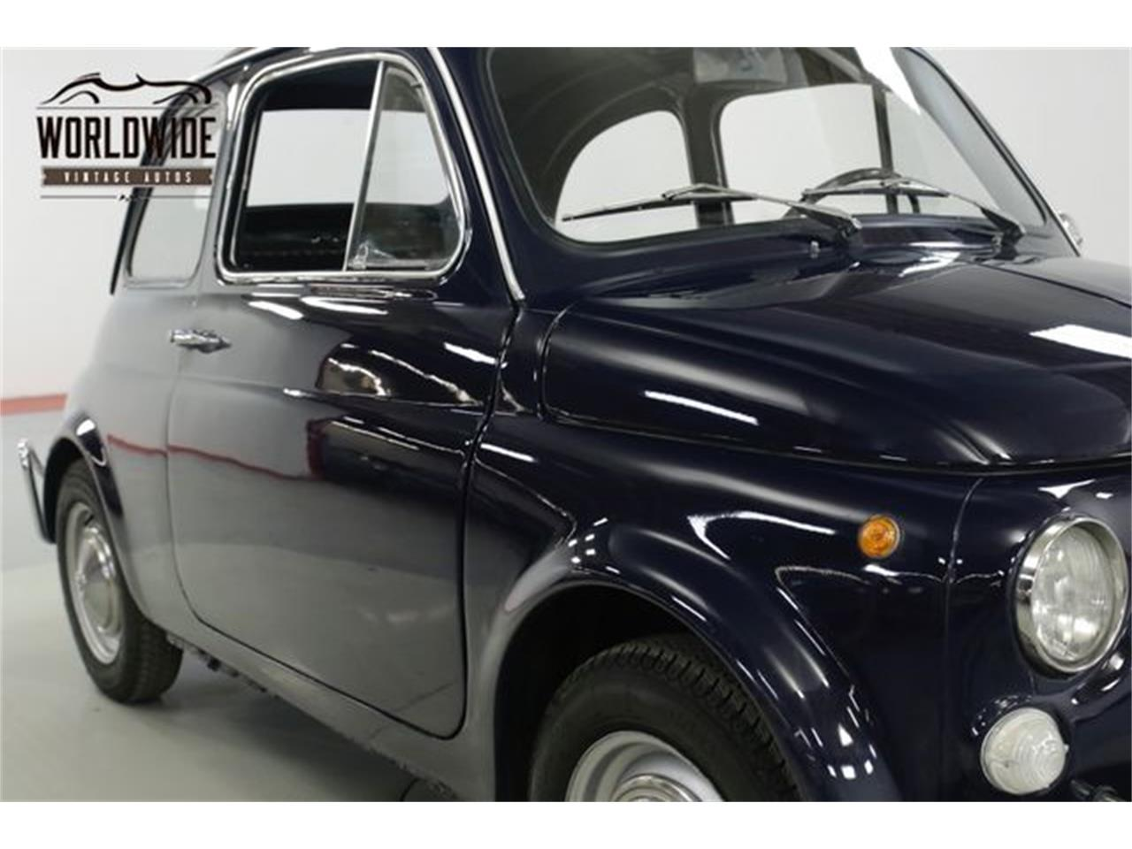 1971 Fiat 500L for sale in Denver , CO – photo 16