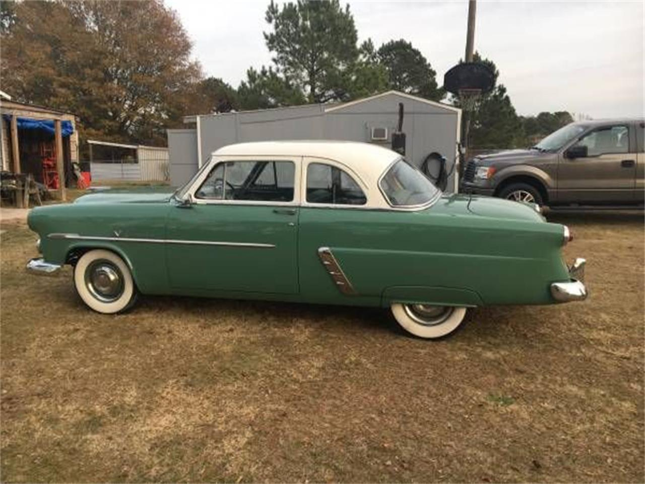 1952 Ford Crestliner for sale in Cadillac, MI