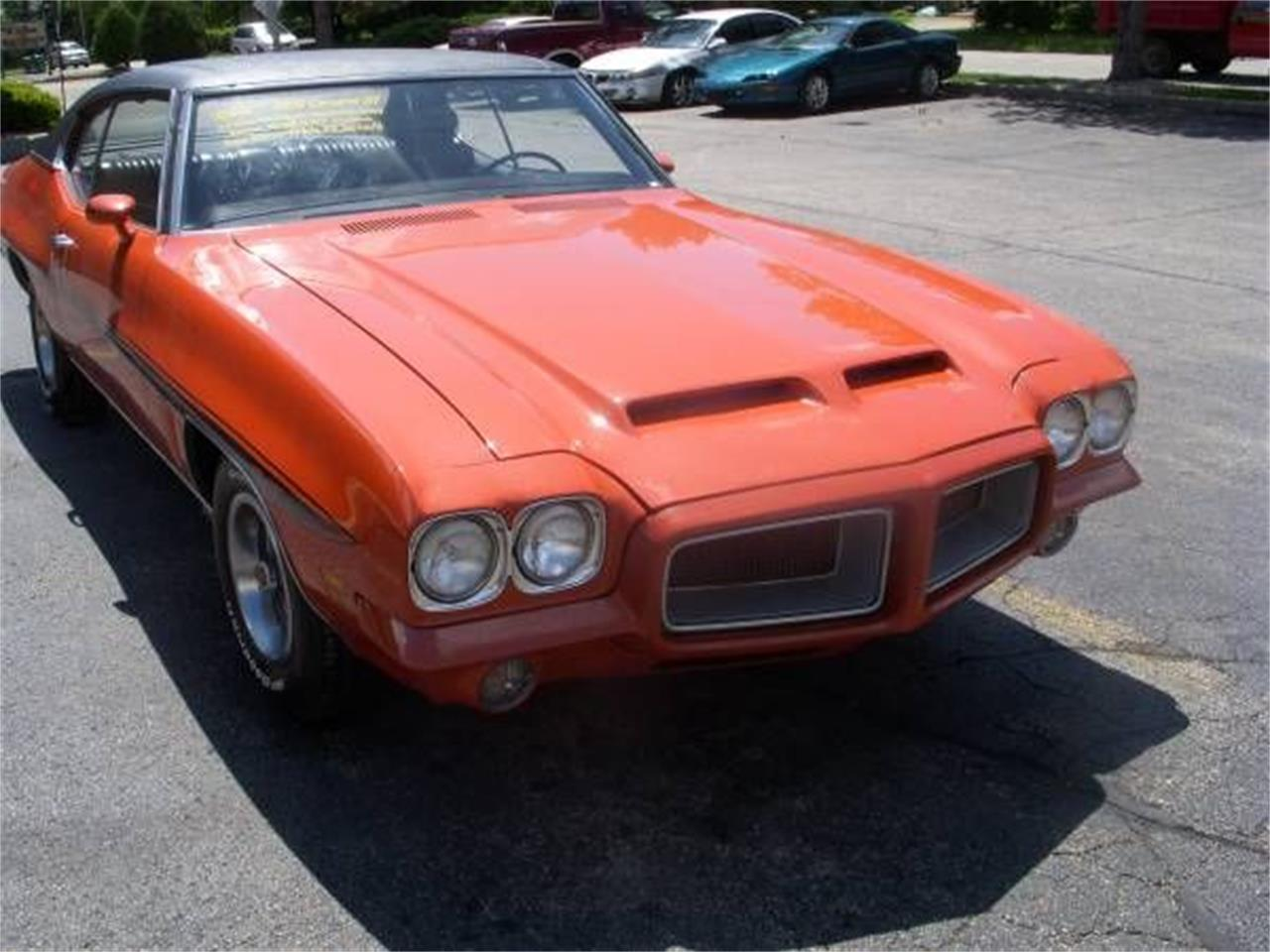 1972 Pontiac LeMans for sale in Cadillac, MI – photo 4