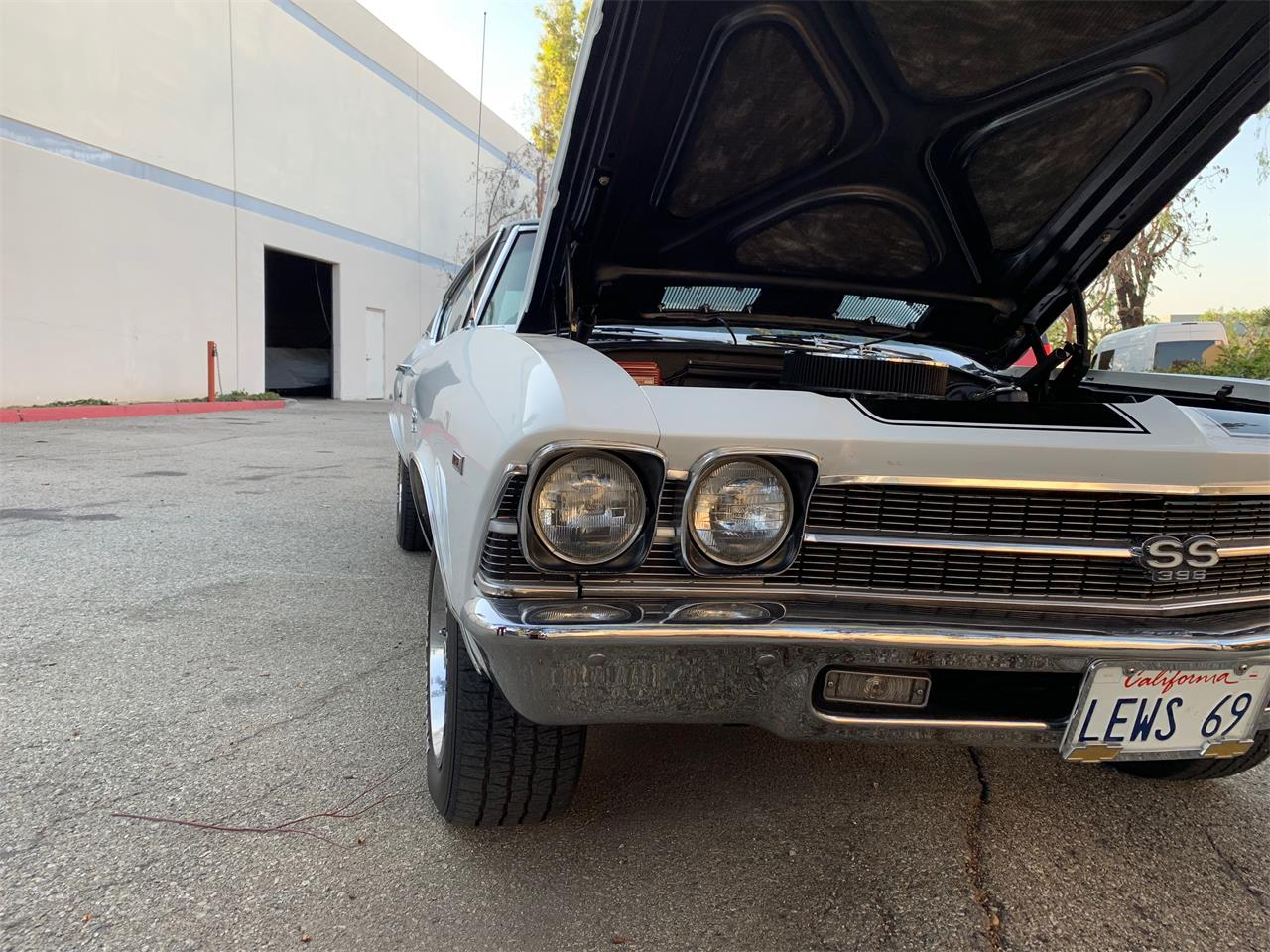 1969 Chevrolet Chevelle SS for sale in Irvine, CA – photo 17