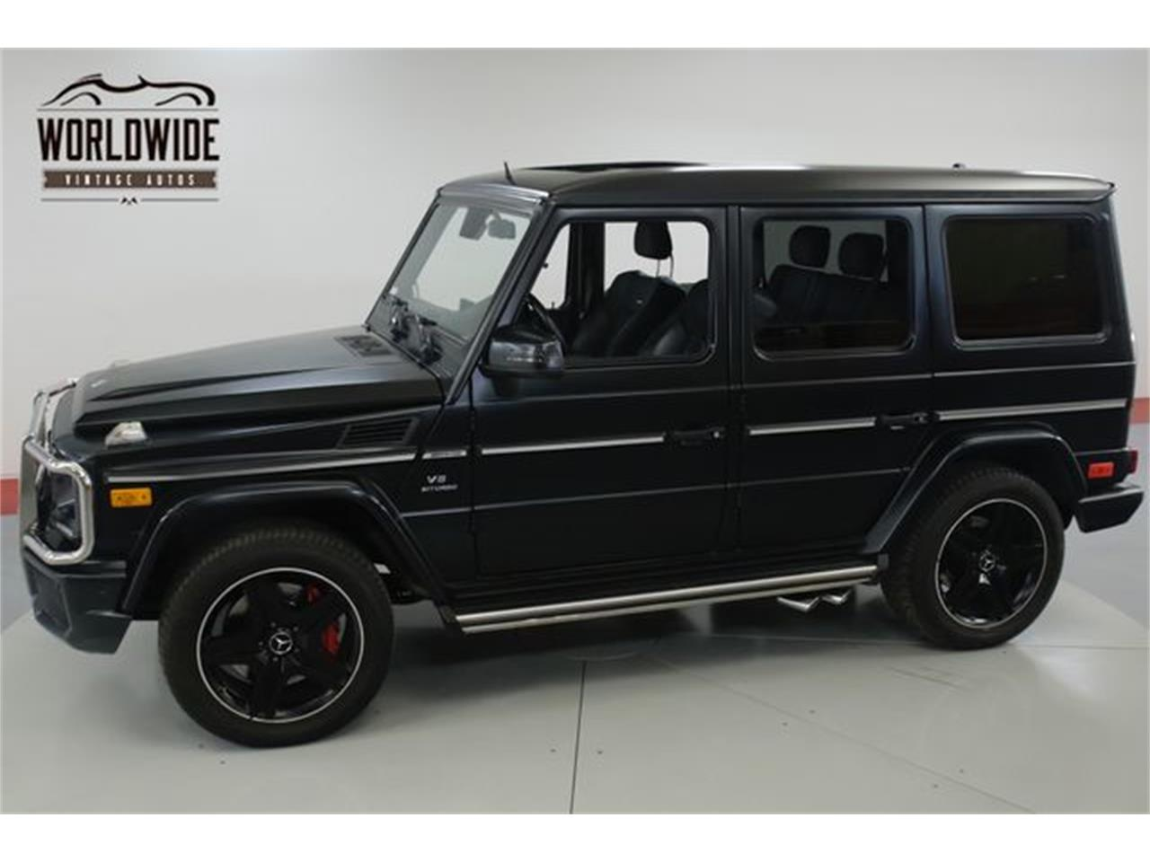 2014 Mercedes-Benz G63 for sale in Denver , CO – photo 14