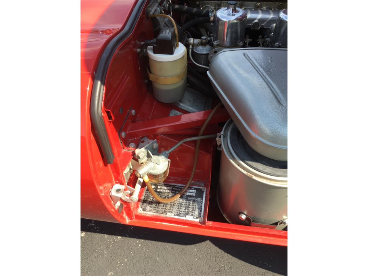 1967 Jaguar E-Type for sale in Monclova, OH – photo 37
