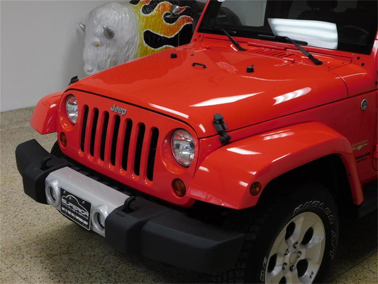 2013 Jeep Wrangler for sale in Hamburg, NY – photo 14