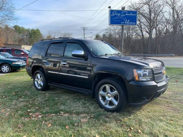 2013 Chevrolet Tahoe 4WD 4dr 1500 LTZ - cars & trucks - by dealer -... for sale in North Oxford, MA