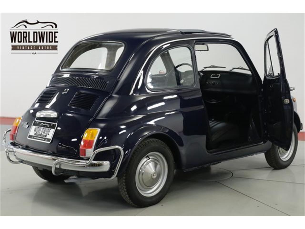 1971 Fiat 500L for sale in Denver , CO – photo 48