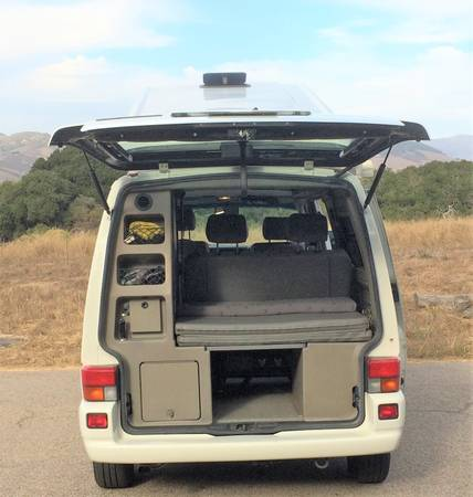 Eurovan Camper 1999 Loaded and Ready to Roll - $39000 for sale in Los Osos, CA – photo 7