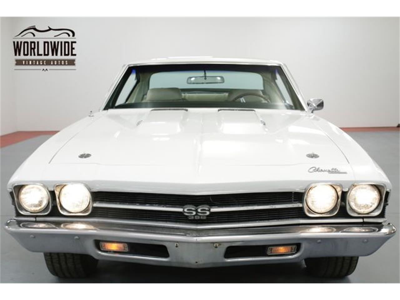1969 Chevrolet Chevelle SS for sale in Denver , CO – photo 67