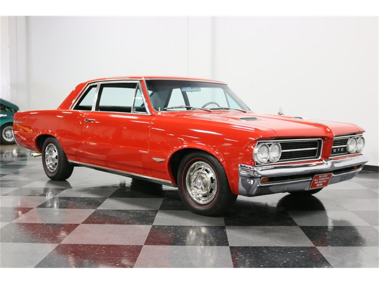 1964 Pontiac GTO for sale in Ft Worth, TX – photo 17