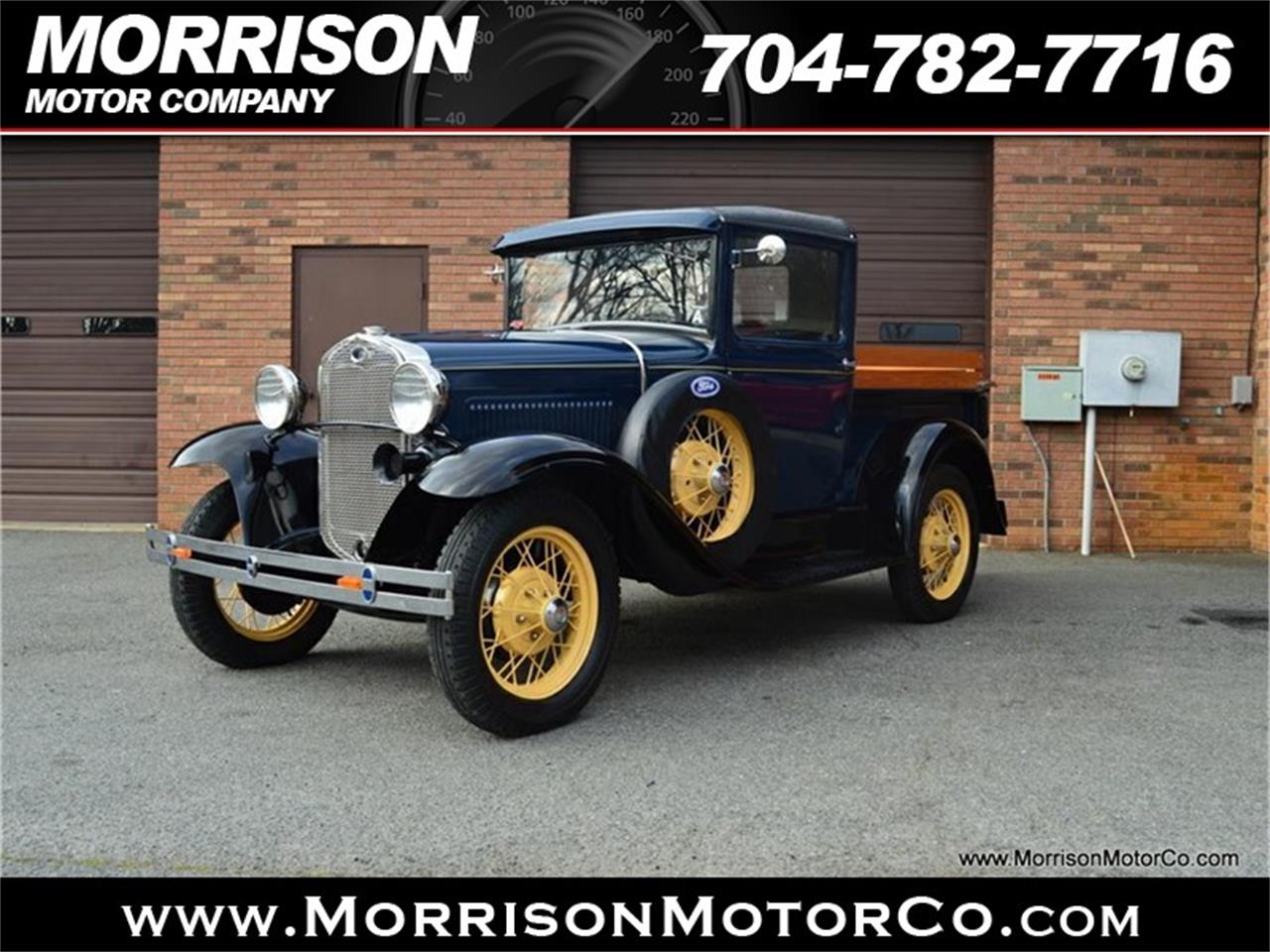 1931 Ford Model A for sale in Concord, NC – photo 3