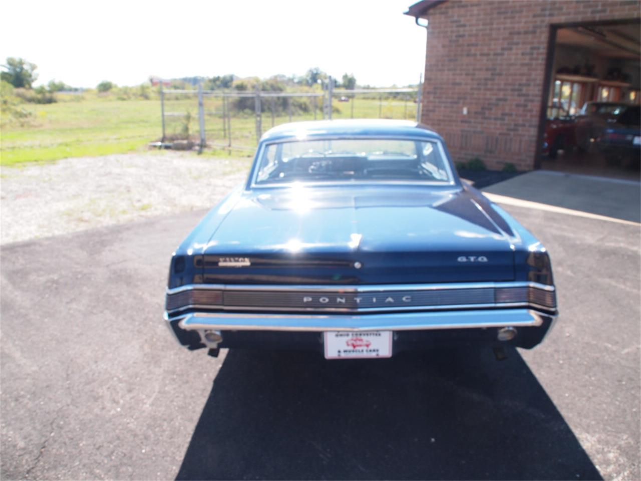 1965 Pontiac GTO for sale in North Canton, OH – photo 5