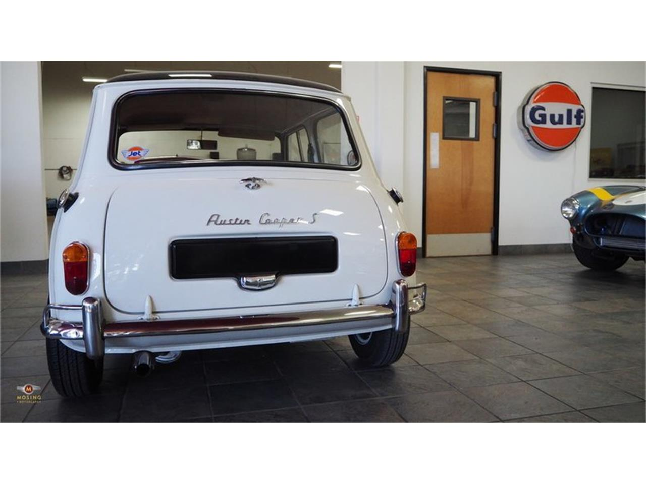 1967 Austin Mini Cooper S for sale in Austin, TX – photo 8