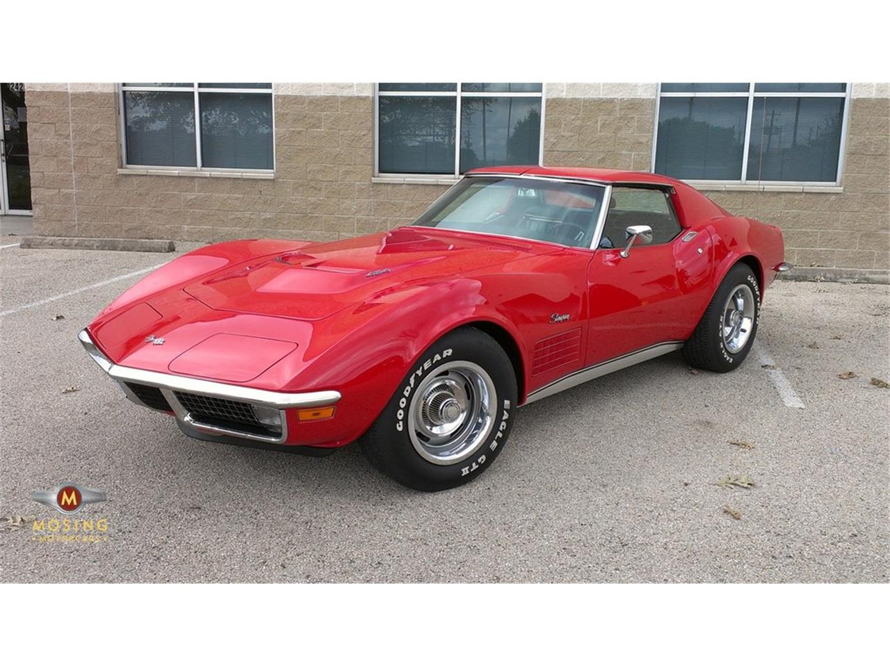 1971 Chevrolet Corvette for sale in Austin, TX – photo 2