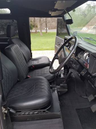 1987 Land Rover Defender 90 for sale in Newburyport, MA – photo 18