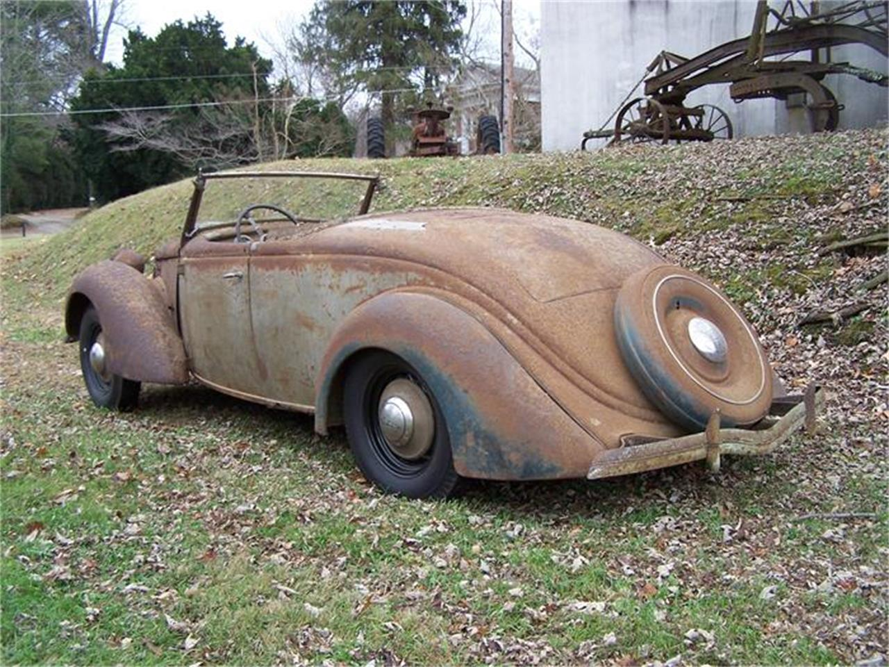 1936 Ford Custom Channeled Roadster for sale in Lynchburg, VA – photo 14