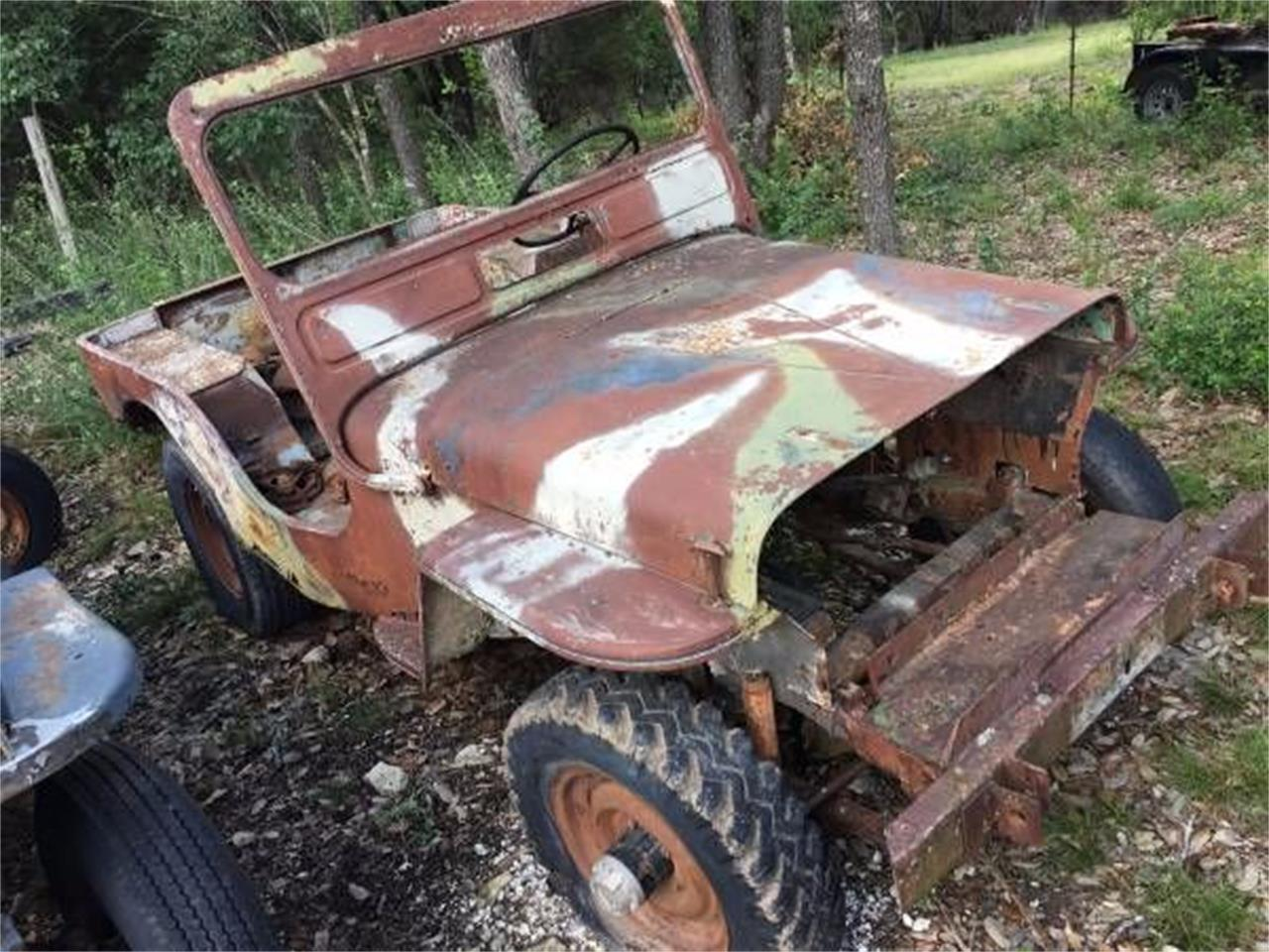 1947 Willys Jeep for sale in Cadillac, MI – photo 7