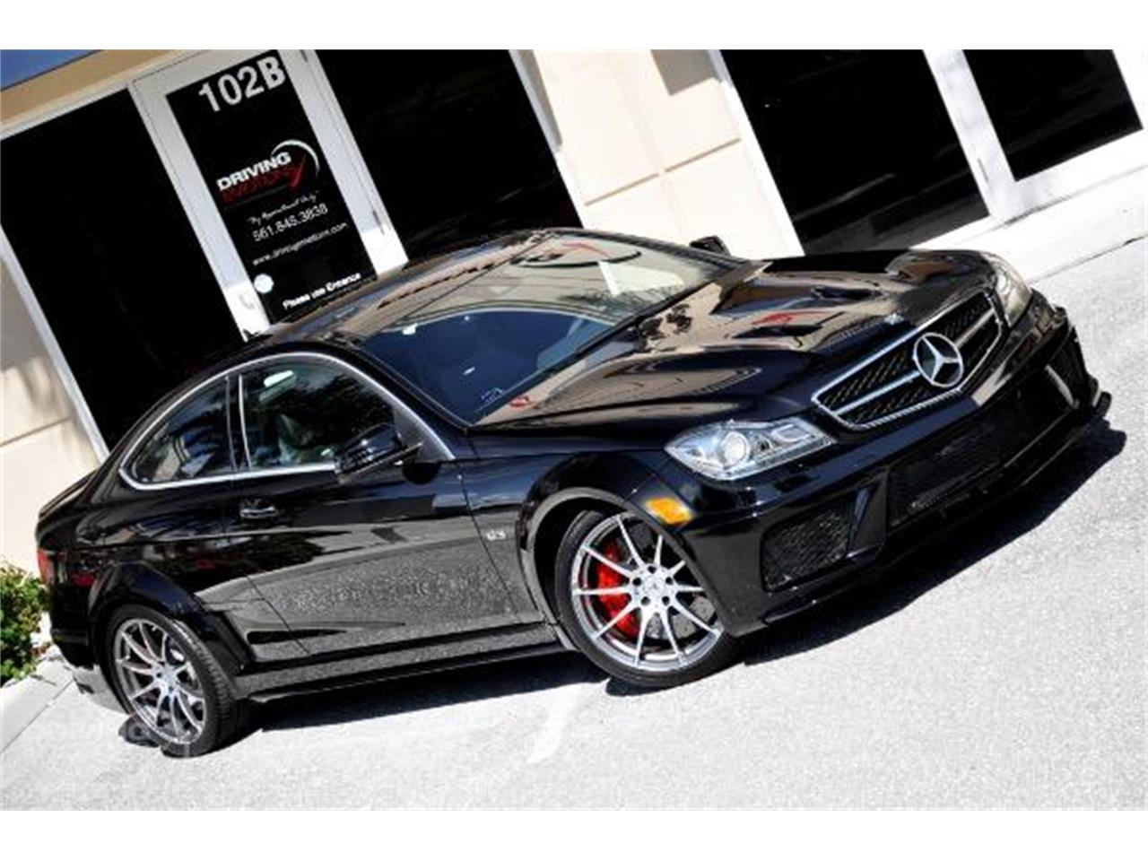 2013 Mercedes-Benz C63 AMG for sale in West Palm Beach, FL – photo 4