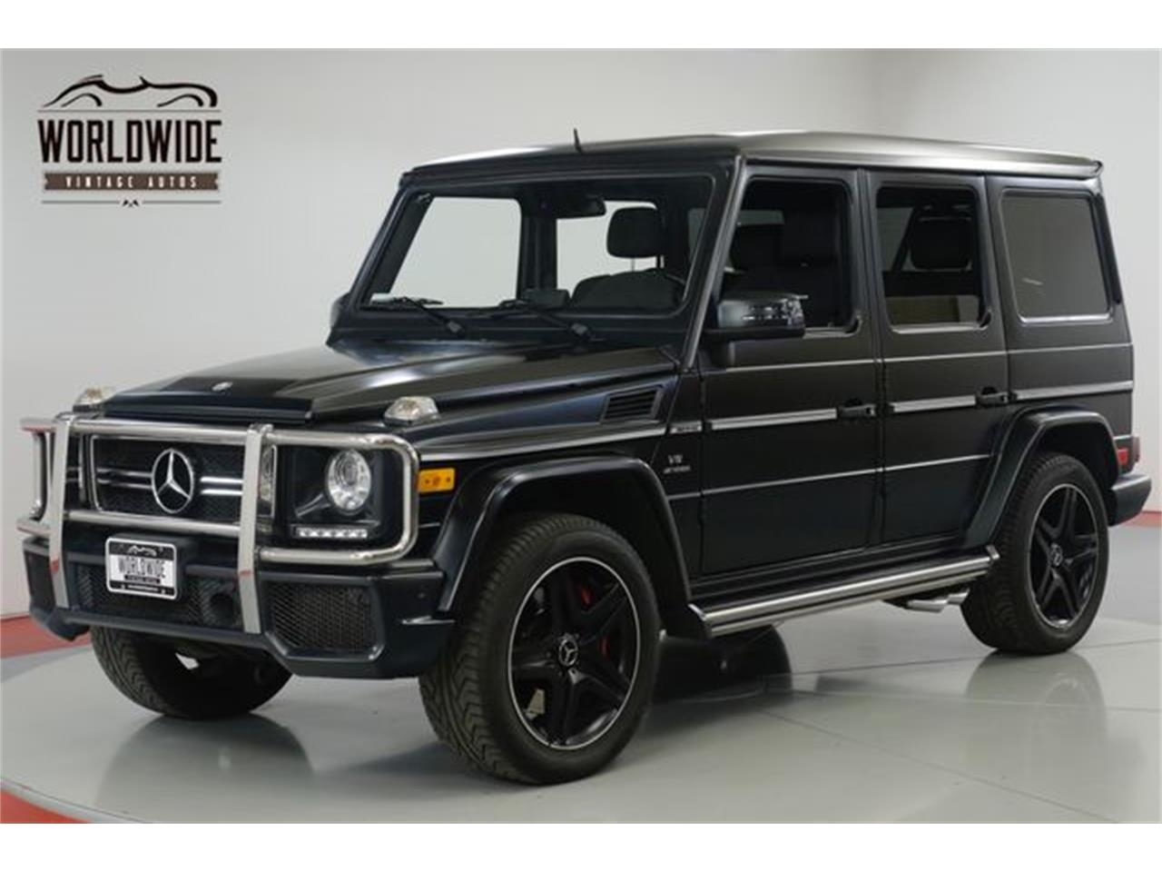 2014 Mercedes-Benz G63 for sale in Denver , CO