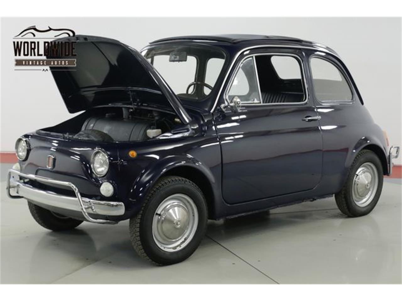 1971 Fiat 500L for sale in Denver , CO – photo 29