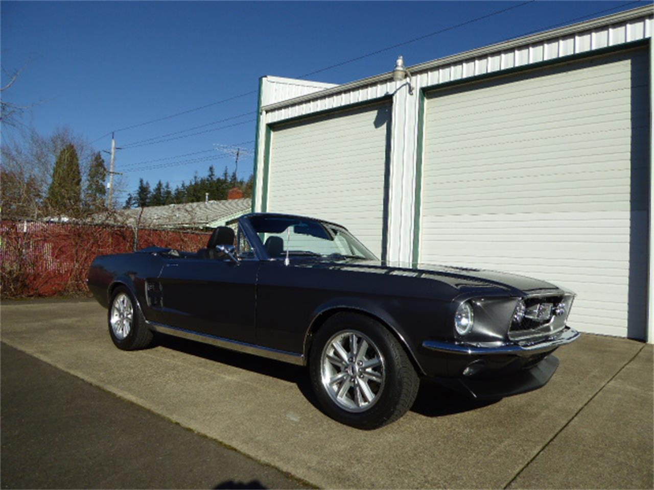 1967 Ford Mustang for sale in Turner, OR – photo 61
