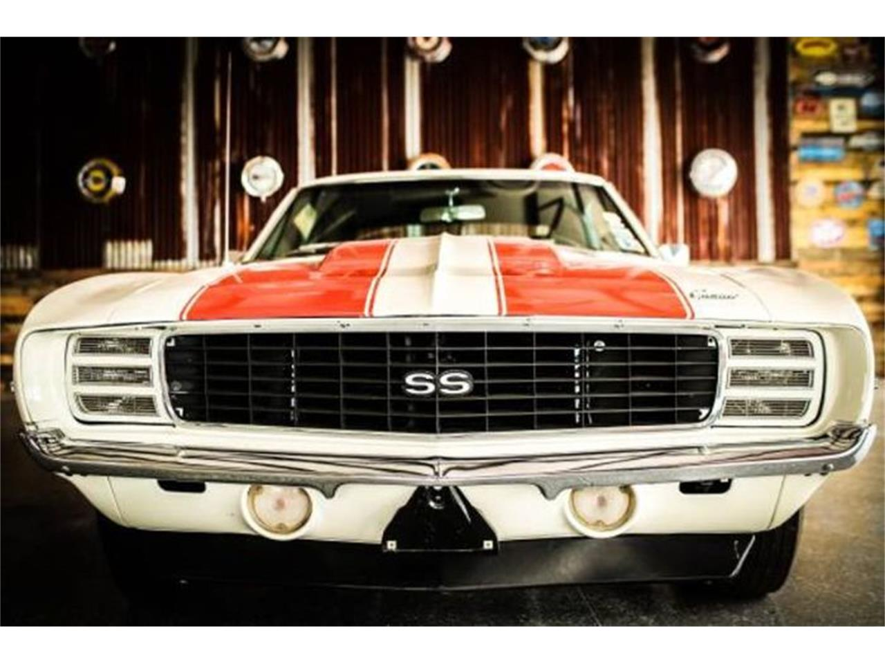 1969 Chevrolet Camaro for sale in Cadillac, MI – photo 12