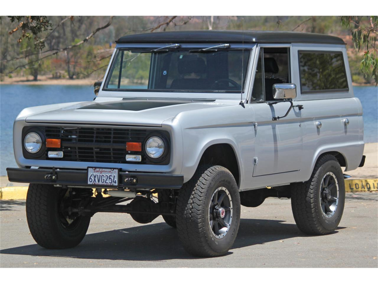1969 Ford Bronco for sale in San Diego, CA – photo 12