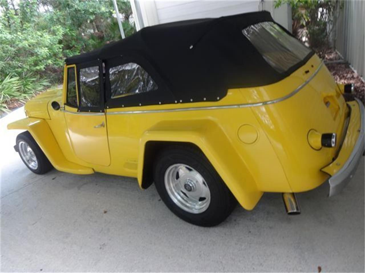 1948 Willys-Overland Jeepster for sale in Cadillac, MI – photo 11