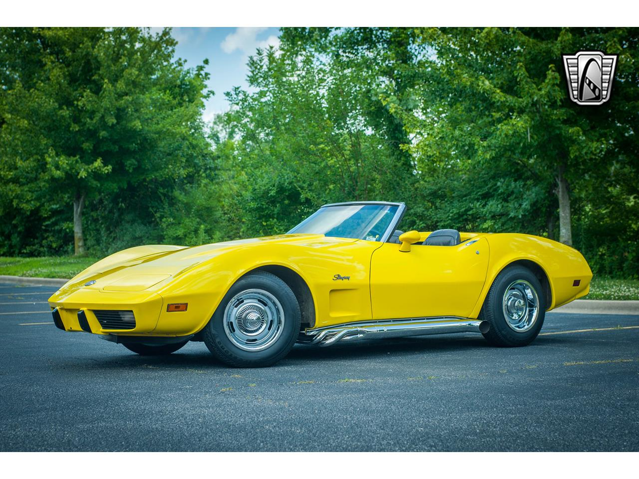 1975 Chevrolet Corvette for sale in O'Fallon, IL – photo 22
