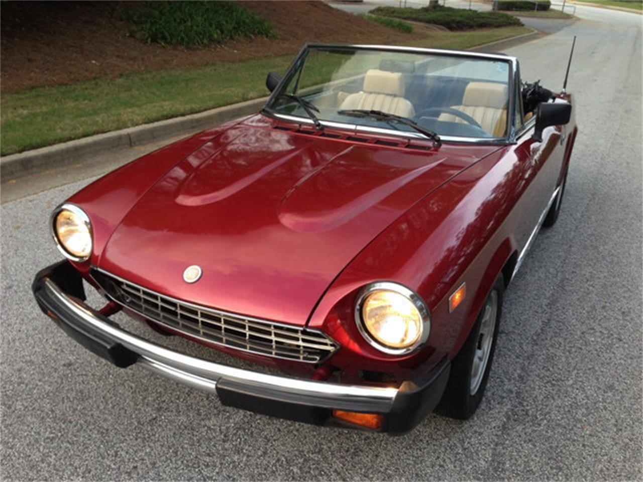 1982 Fiat 124 for sale in Duluth, GA – photo 14