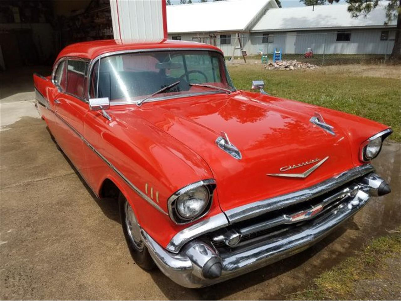 1957 Chevrolet Bel Air for sale in Cadillac, MI – photo 14