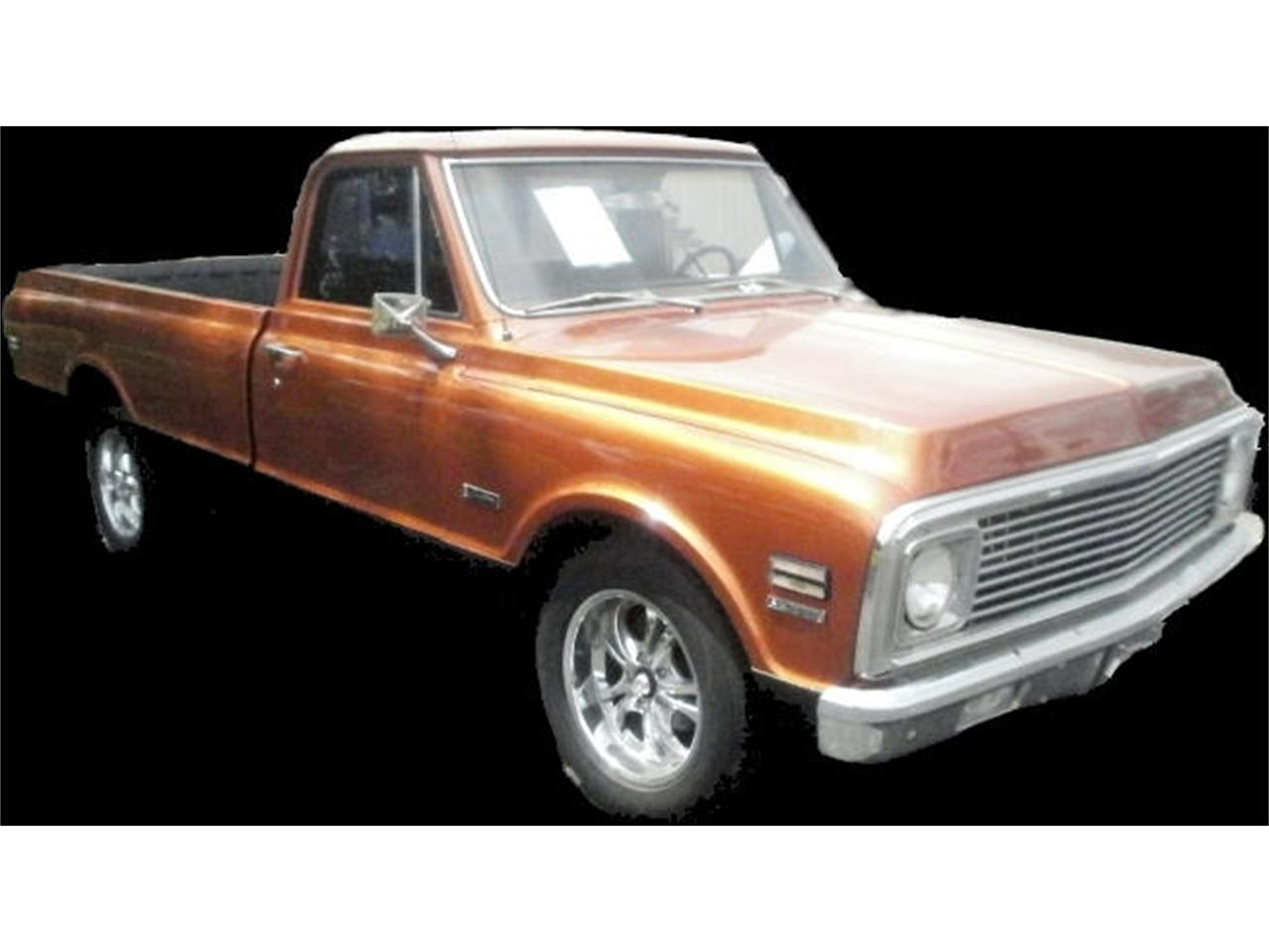 1971 Chevrolet Cheyenne for sale in Cleburne, TX
