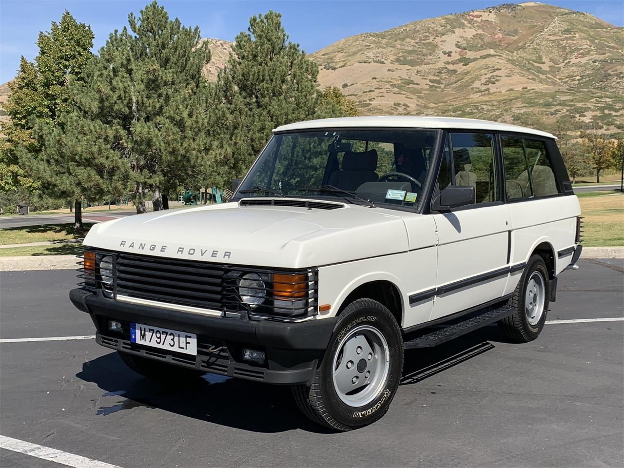 1990 Land Rover Range Rover for sale in Boise, ID – photo 4