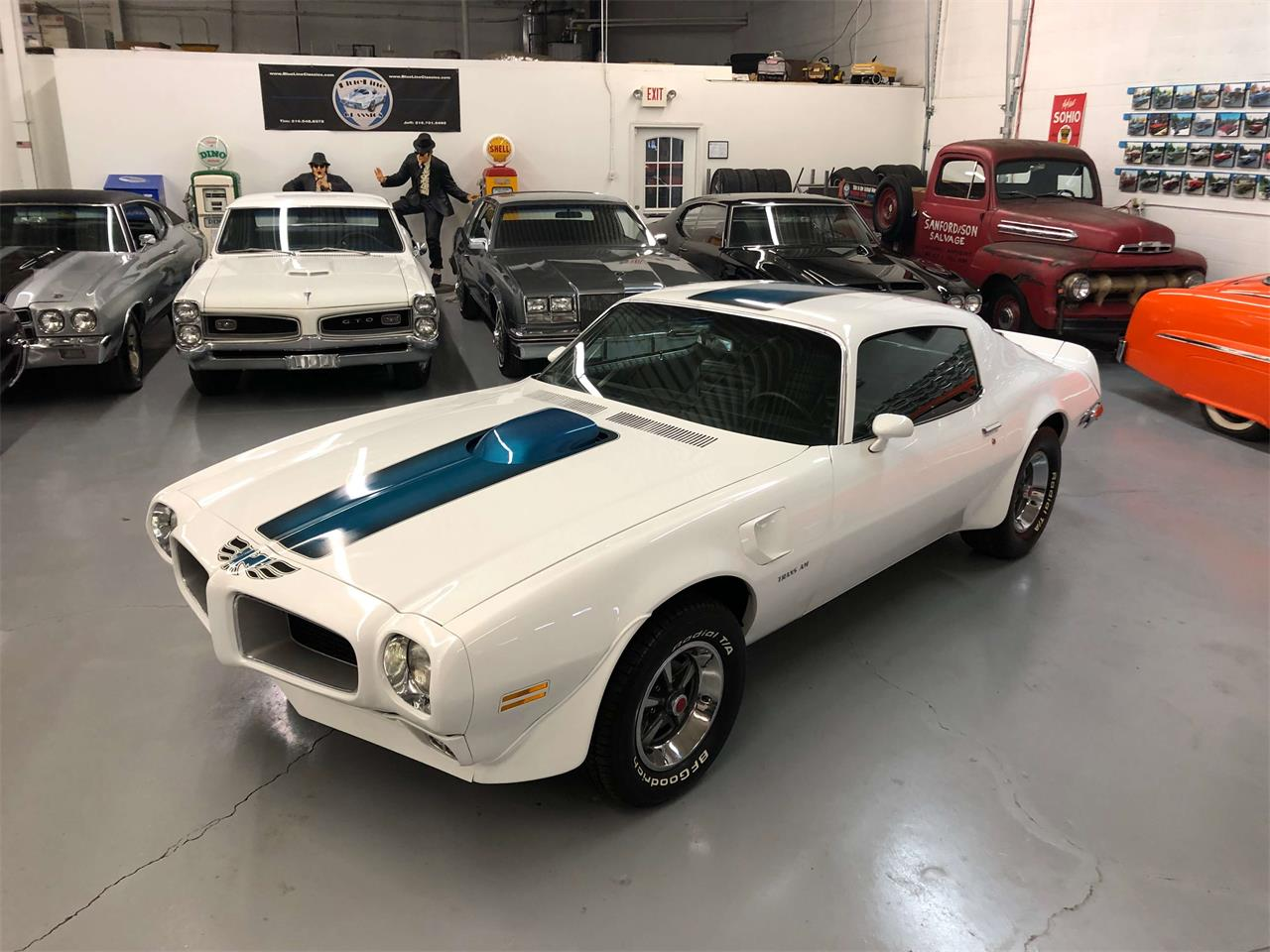 1970 Pontiac Firebird Trans Am for sale in North Royalton, OH – photo 25