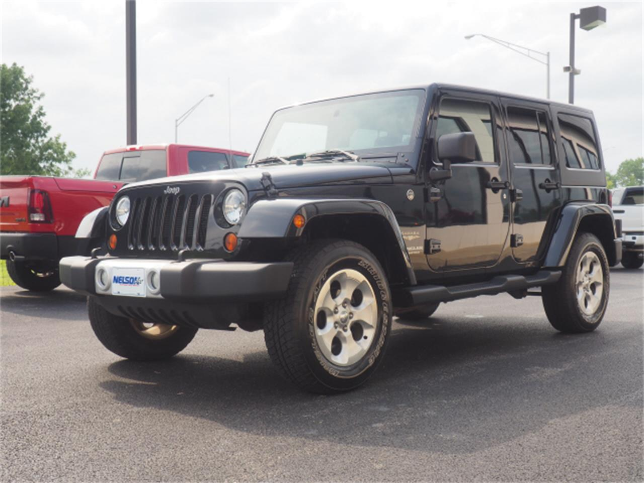 2013 Jeep Wrangler for sale in Marysville, OH – photo 6