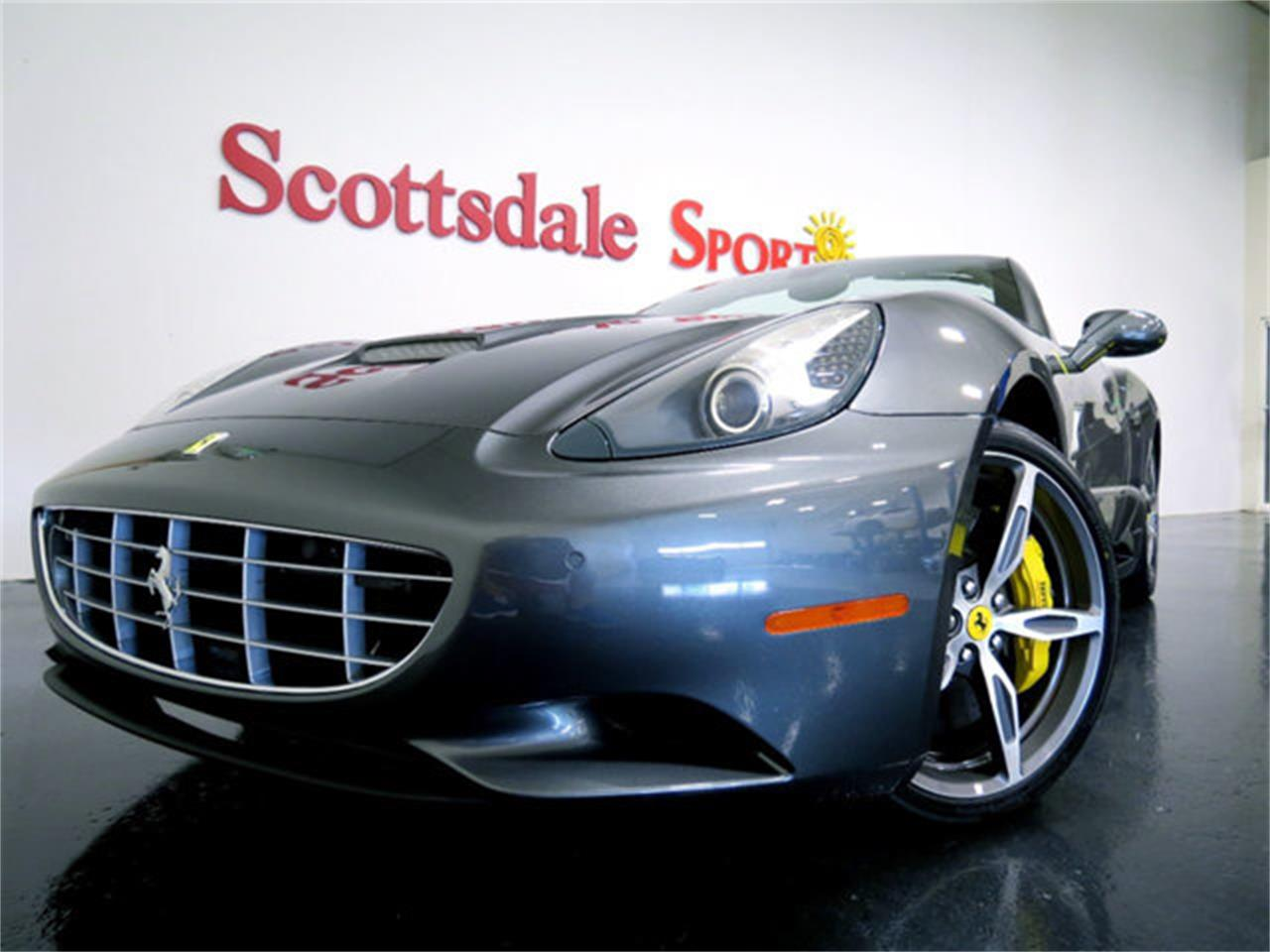 2013 Ferrari California for sale in Burlingame, CA – photo 3