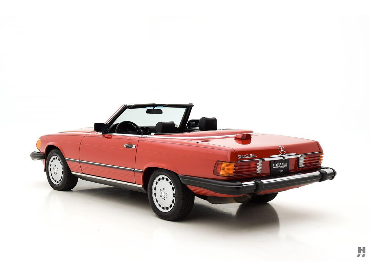 1987 Mercedes-Benz 560SL for sale in Saint Louis, MO – photo 10
