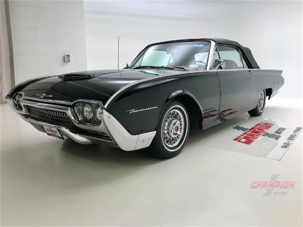 1962 Ford Thunderbird for sale in Syosset, NY – photo 44