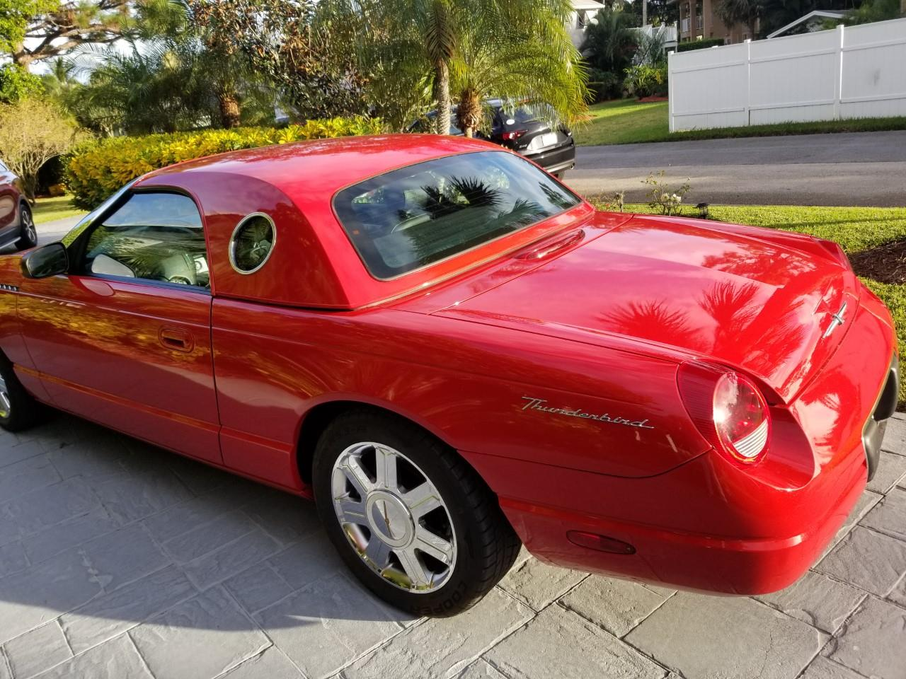 2004 Ford Thunderbird for sale in Lake Park, FL – photo 9