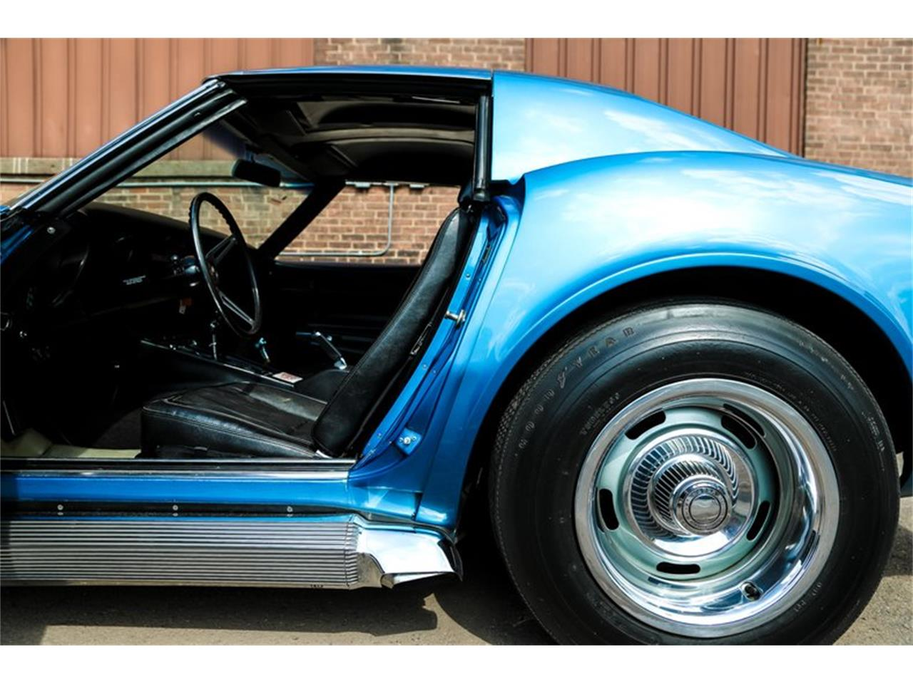 1969 Chevrolet Corvette for sale in Wallingford, CT – photo 48