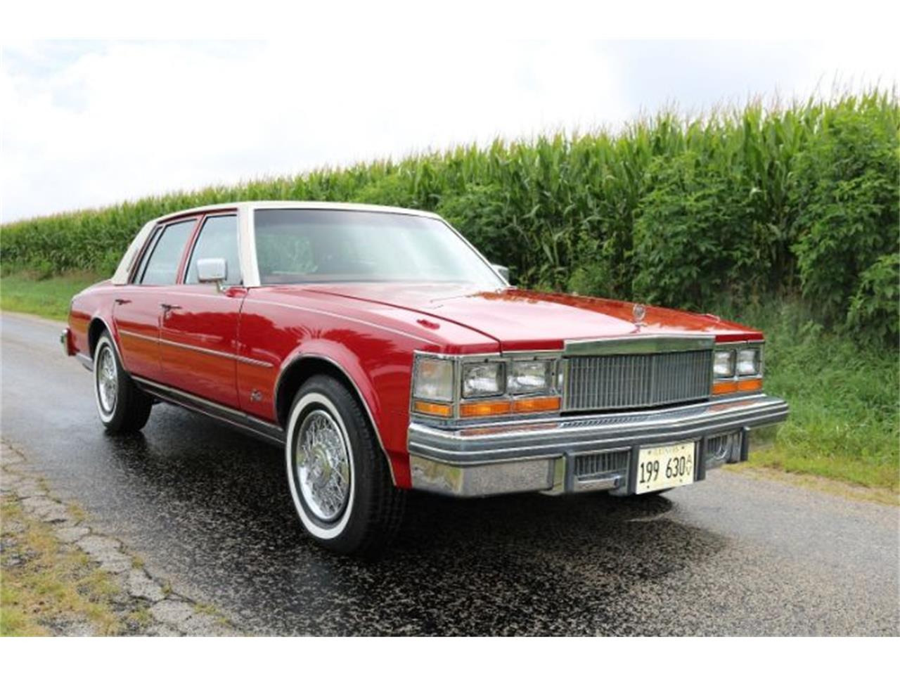 1979 Cadillac Seville for sale in Cadillac, MI – photo 2