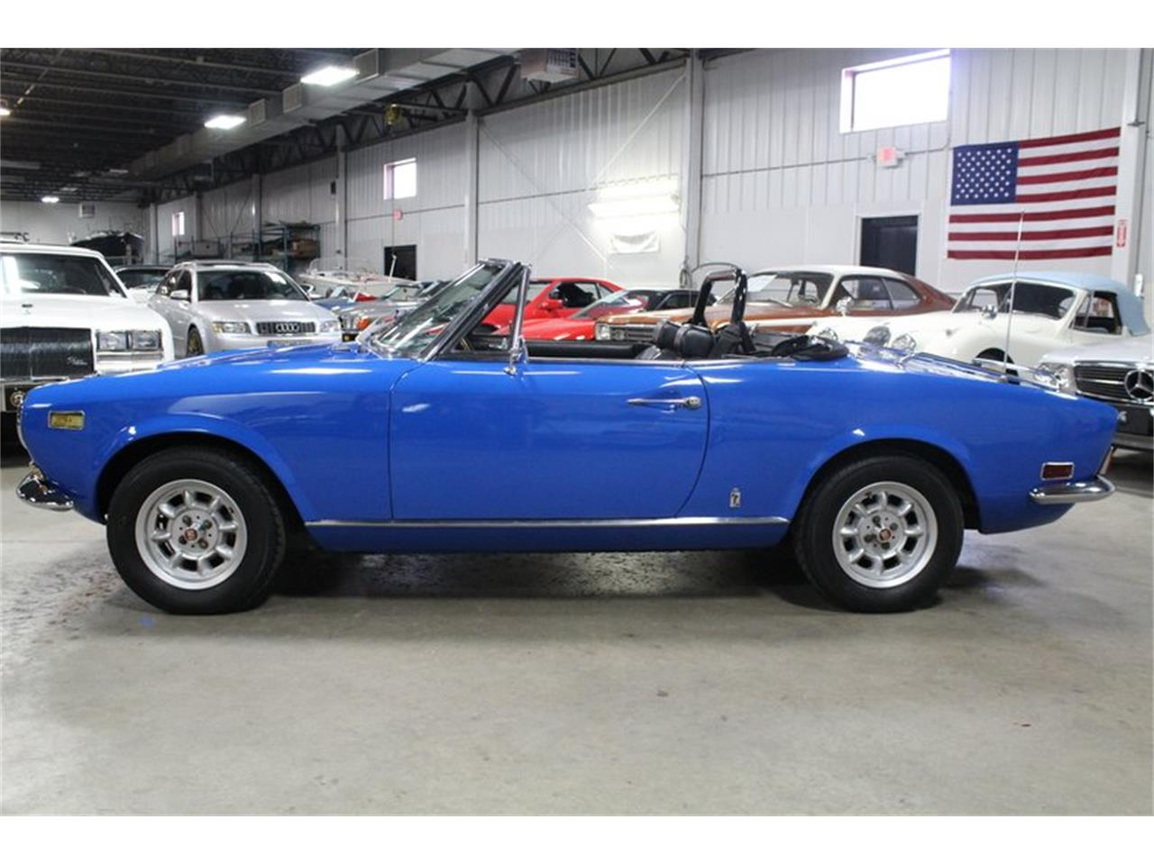 1972 Fiat Spider for sale in Kentwood, MI – photo 2