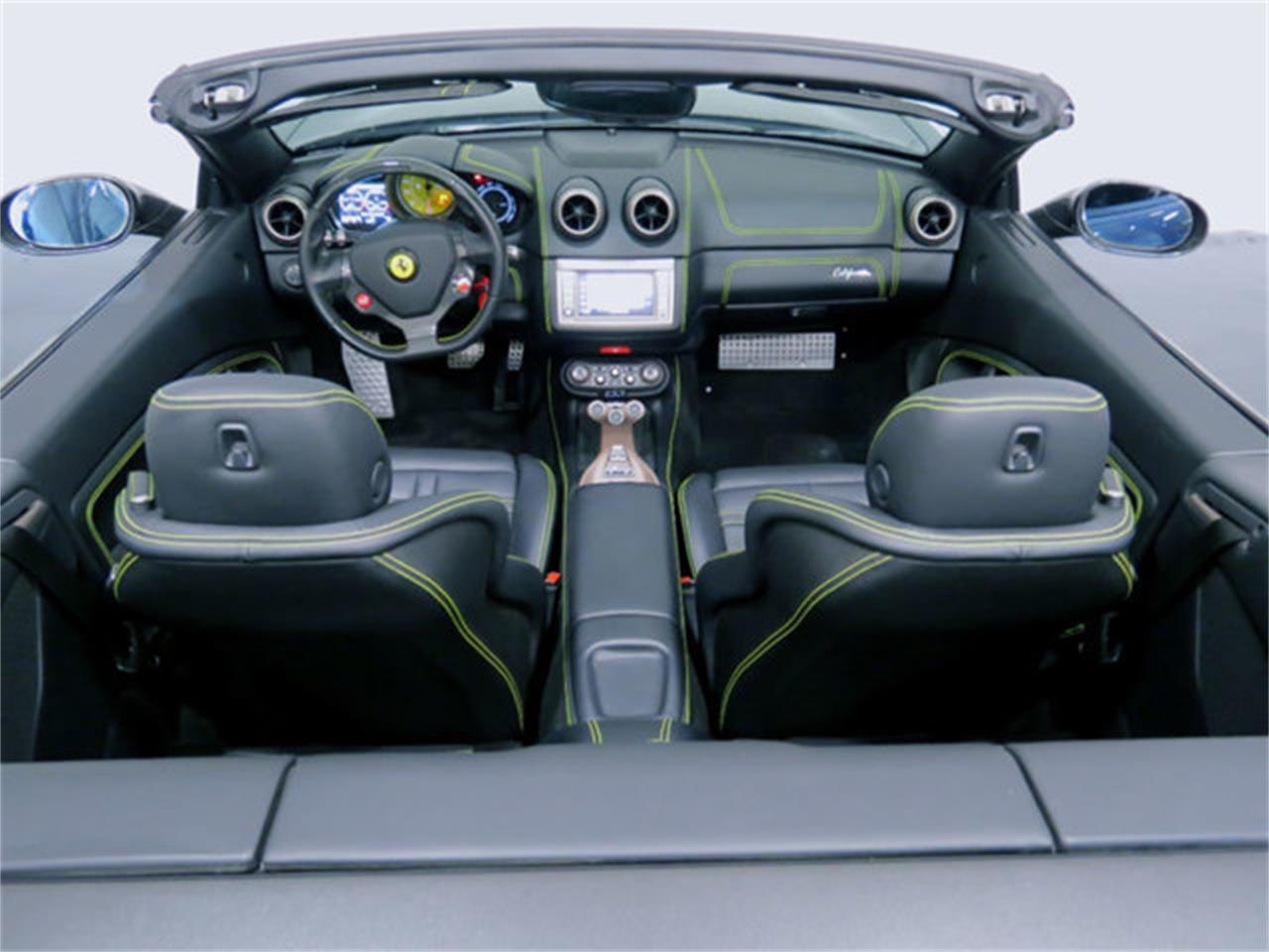 2013 Ferrari California for sale in Burlingame, CA – photo 21