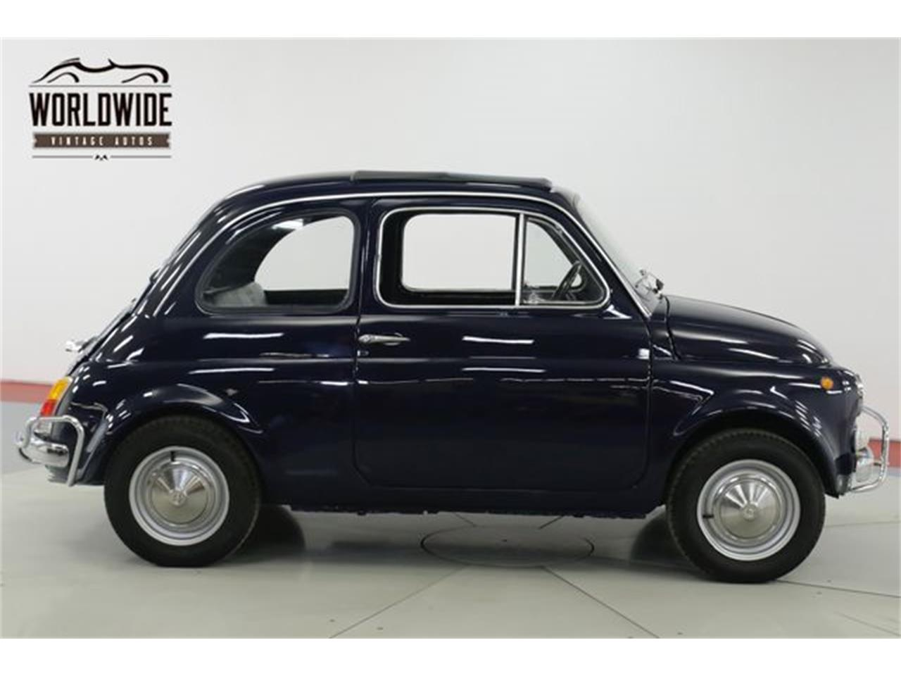 1971 Fiat 500L for sale in Denver , CO – photo 7