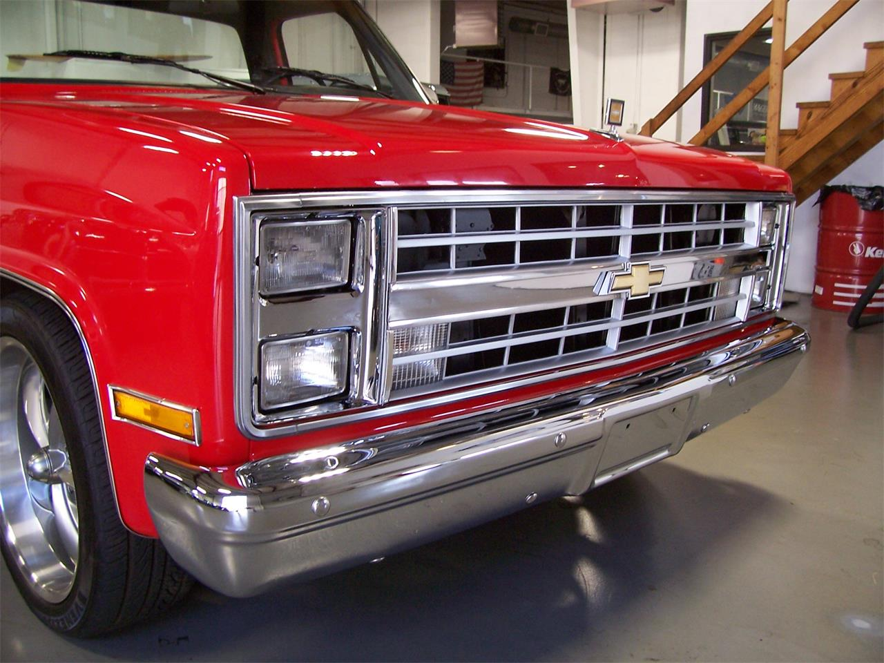 1985 Chevrolet C/K 10 for sale in Alpharetta, GA – photo 24