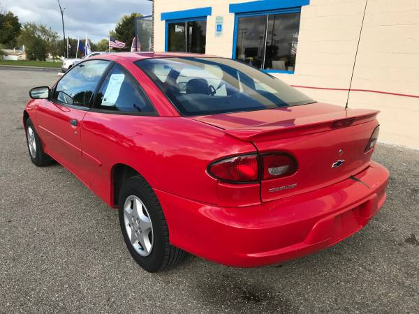 2002 Chevrolet Cavalier for sale in Clinton Township, MI – photo 6